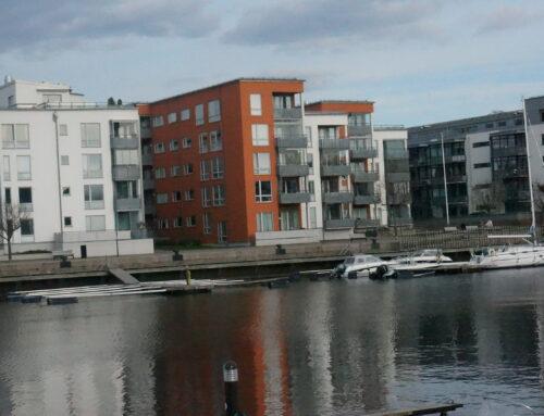 HSB Brf Slottet Sannegårdshamnen